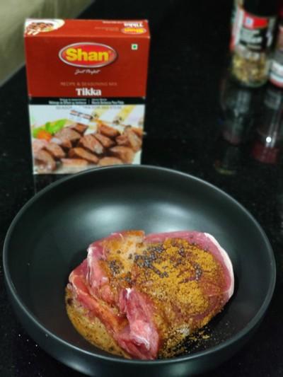 วิธีทำ Beef Steak Masala