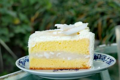 Naomi Coconut Cake