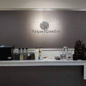Vegan Garden ร้านอาหารเจ-มังสวิรัติ คาเฟ่