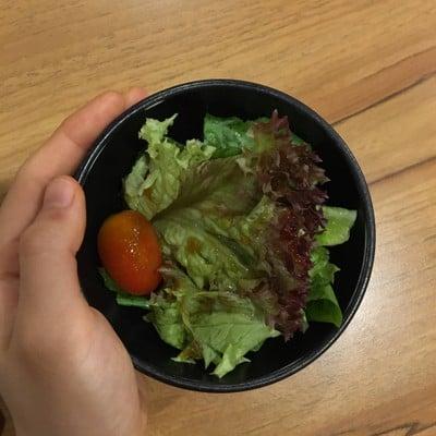 BBQ Chicken Rice-Salad