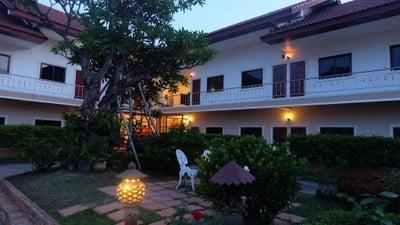 แจ่มใส รีสอร์ต (Jamsai Resort)