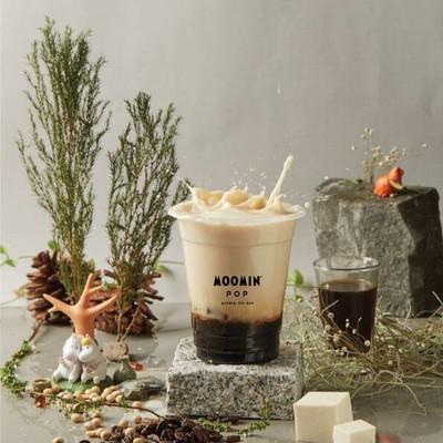 Moomin Pop Bubble Tea Bar อารีย์