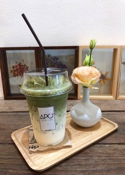 APC Flower Cafe' ลำปาง