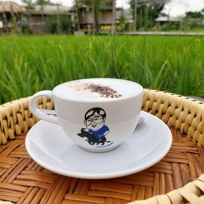 กินแฟ ดูฟาย (Kinfaedoofai)