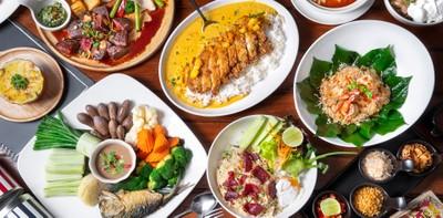 Choei Cafe เชียงใหม่ ร้านอาหารไทย ฟิวชั่น จานใหญ่ไซส์ครอบครัว