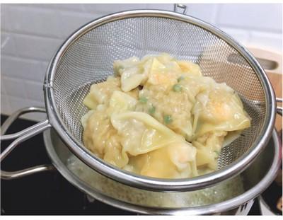วิธีทำ เกี๊ยวกุ้งหมูสับ