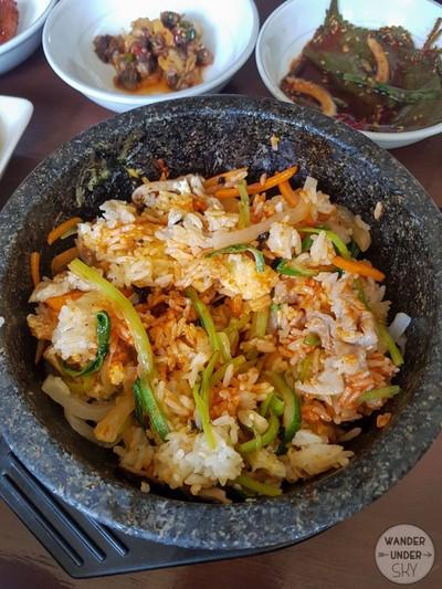 อาหารเกาหลีชินจอง