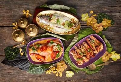 Nara Thai Cuisine ไอคอนสยาม