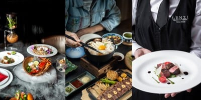 ร้านอาหารรางวัล Users' Choice ใน Wongnai Bangkok Restaurant Week 2019