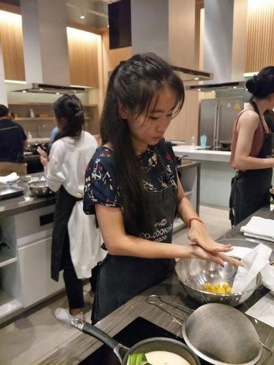 วิธีทำ บัวลอยฟักทองไข่หวาน