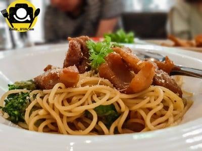 ร้าน คาวหวาน Noodle&cafe