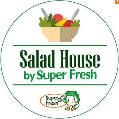 Salad House by Super fresh (สลัดเฮ้าส์ บาย ซุปเปอร์เฟรช) (สลัดเฮ้าส์ by ซุปเปอร์เฟรช)