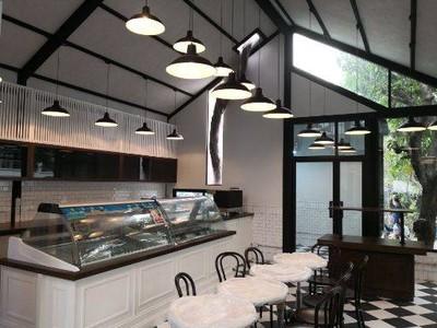 Le Plaisir Café (เลอ พเลเซียร์ คาเฟ่) พระราม 9 ซอย 17