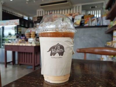 กาแฟพันธุ์ไทย PT เขาวัง ราชบุรี