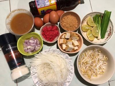 วิธีทำ ผัดไทยบ้านๆ