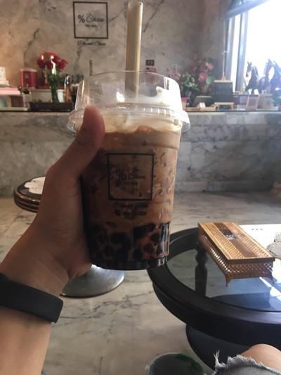 Percent Chan Tea Bar