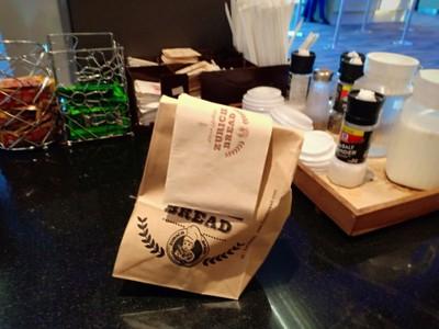 Zurich Bread Cafe airport