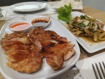ร้านอาหาร ไก่กรอบป้าแก้ว เซ็นทรัลบางนา เซ็นทรัลบางนา
