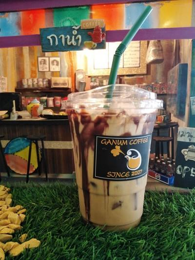 Ganum Coffee (กาน้ำ คอฟฟี่)