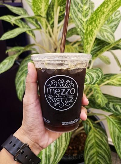 Mezzo Coffee (เมซโซ่ คอฟฟี่) โรงพยาบาลนครธน