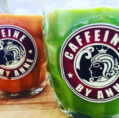 CaffeineByAnne (ร้านชาไทยรสกลมกล่อม) (คาเฟอีนบายแอน) ซอยอรุณอัมรินทร์12