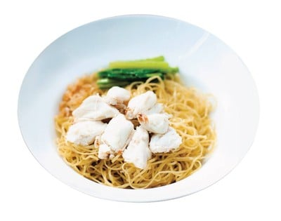 Hongkong Noodle (ฮ่องกงนู้ดเดิ้ล) PTT บางนาขาเข้า สุขุมวิท
