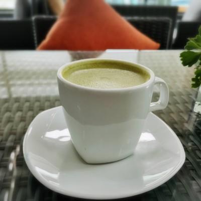 Green Tea Latte##1