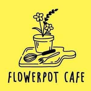 Flowerpot Cafe' (ฟลาวเวอร์พอทคาเฟ่)