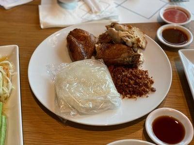 ไก่ทอดเจ๊กี ซอยโปโล Living house Zen Central world