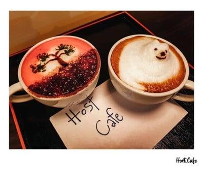Host Cafe (โฮสท์ คาเฟ่)