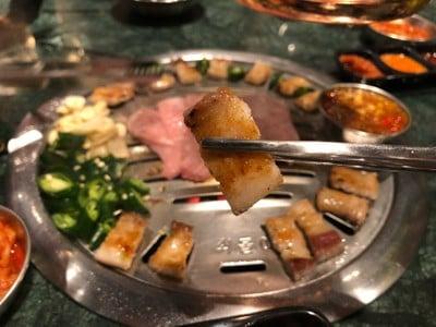 หมูสามชั้นรมควัน Smoked Pork Belly##1