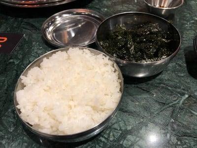 ข้าวและสาหร่าย##1
