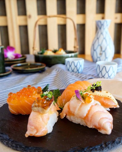 Nigiwai Sushi (นิกิวาอิ ซูชิ) พิษณุโลก