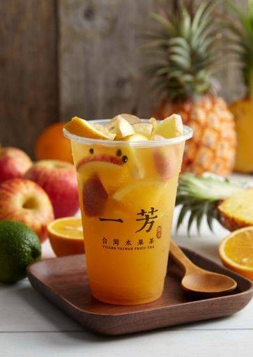 Yi Fang Fruit Tea สามย่านมิตรทาวน์ ชั้น 2 หน้า Homepro