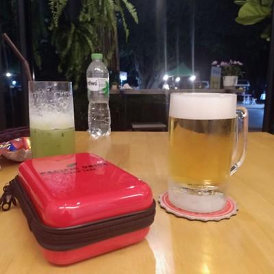 เบียร์สด , ชาเขียว