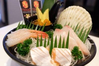 Tenjo Sushi & Yakiniku Premium Buffet (เทนโจ) Siam Square One
