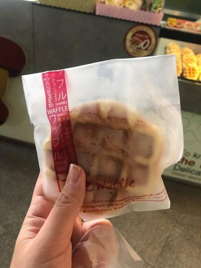 The Waffle MRT ลาดพร้าว