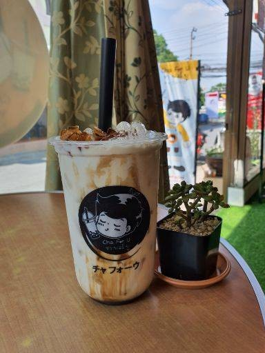 Coffee & Cha by August ตลาดสะพานแดง คลอง1 ซอยรังสิต-นครนายก 20