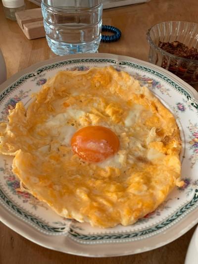 ไข่ข้นคนดาว
