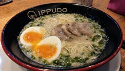 Zero Tamako ที่ ร้านอาหาร Ippudo Ramen  CentralPlaza Pinklao