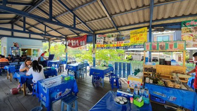 ร้านอาหาร ครัวมะลิแกงใต้
