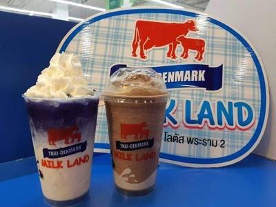 Thai-denmark Milkland โลตัสพระราม 2 Tesco Lotus Rama 2