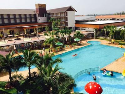 โรงแรมบีเค เพลส (BK Place Hotel)