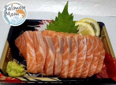 Salmon mom