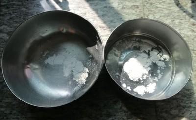 วิธีทำ ขนมปังกรอบเนยชาไทยนมเย็น