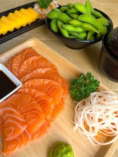 Salmon Hut