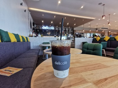 Deli Cafe' Shell สุวินทวงศ์