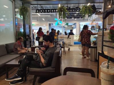 Cafe Amazon โลตัสอุตรดิตถ์ โลตัสอุตรดิตถ์