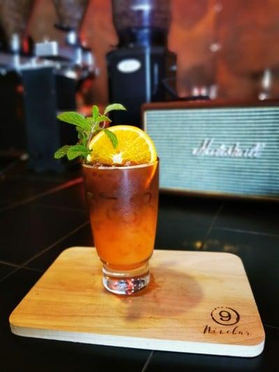 Nine Bar Coffee Roaster (ไนท์บาร์คอฟฟี่โรสเตอร์)