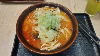 มิโซะ ยาไซ ราเมง (Miso Yasai Ramen)